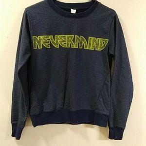 NeverMind Women's Sweatshirt